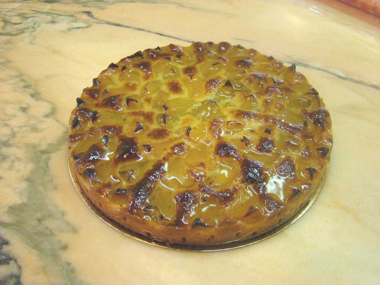 tarte-au-abricot